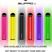 Supro III Full Color